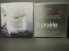 LA PRAIRIE CELLULAR SWISS ICE CRYSTAL EYE CREAM 20ml NEW/SEALED