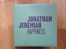 JONATHAN JEREMIAH - 'Happiness' (radio edit ) PROMO cd. Island 2011