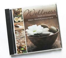 CD Wellness - Mein Wohlfühlmoment - Musik zur Entspannung  7640