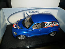 Hot Wheels 1:18 PKW Modell  Chrysler Panel Cruiser Blau OVP TOP Rarität