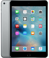 Apple iPad mini 4 128GB, Wi-Fi, 7.9in - Space Grey (Latest Model)