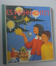 Kinderbuch~ Es Weihnachtet ~ ein Bilder und Bastelbuch für die Weihnachtszeit