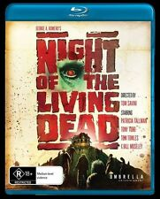 Night Of The Living Dead (Blu-ray, 1990) BRAND NEW SEALED