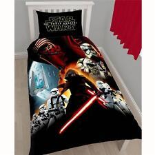 Star Wars Episode VII AWAKEN Single Duvet Cover Bedding Set Official NEW