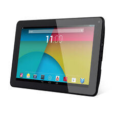 """7"""" Inch 8GB Quad Core Dual Camera Google Android 4.4 Tablet PC WIFI Black UK"""