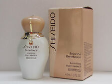 Shiseido Benefiance Luminizing Night Essence Brightening 1.3 oz In Box Sealed