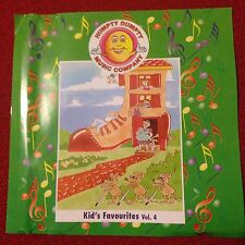 Kid's Favourites Vol.4 - Humpty Dumpty Music Company - CD - Like New