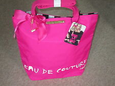 Juicy Couture Tote / Shopping  / Shoulder Bag / Handbag - Designer XMAS Gift