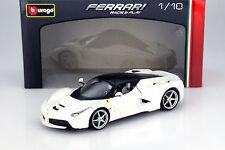 Ferrari LaFerrari weiß / schwarz 1:18 Bburago
