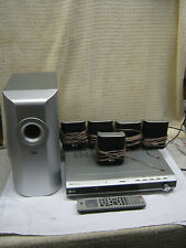 LG LH-T250SC Home Theater System Inc 5 x Speakers + Sub 50W inc Remote