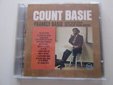 COUNT BASIE - Frankly Basie - C. B. plays the Hits of Frank Sinatra - CD - Verve