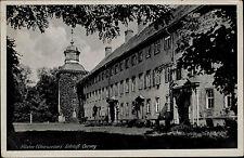 1944 Höxter bei Detmold Feldpostkarte Feldpost 2. Weltkrieg Motiv Schloss Corvey