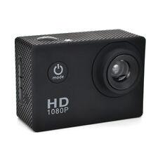 HD MotorCycle Bikes Helmet Sport Action Camera DV Cam Waterproof 1080P Black