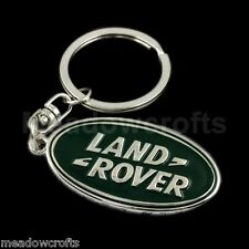 Land Rover Key Ring with Gift Box NEW  - Freelander Discovery Chain Range Sport