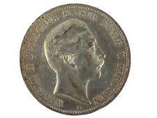 Kaiserreich 5 Mark Silber 1902 A Wilhelm II. Deutscher Kaiser König von Preußen