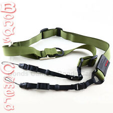 Carry Speed M-Sling Camera Neck Strap for Sony NEX A7 Olympus OM-D EOS M green