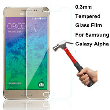 Anti-Explosion Tempered Glass Screen Protector For Samsung Galaxy Alpha G850F