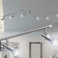LED 36W Decken-Lampe Strahler 6-flammig Spot`s Flur Licht beweglich Bad Leuchte
