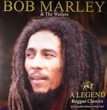 Bob Marley & The Wailers - A Legend (2LP Gatefold Edition 180g Vinyl) NEW/SEALED