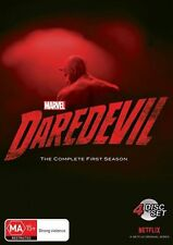 Daredevil : Season 1 (DVD, 2016, 4-Disc Set), Region 4 (AU,NZ)