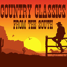 CD Country Classics From The South von Various Artists  3CDs
