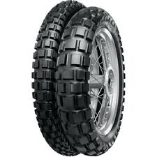 Continental Twinduro TKC80 Front 120/70-17 Dual Sport Off Road 02000230000 Rear
