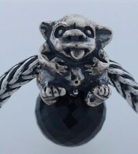 New Authentic Trollbeads Baby Troll 51737 Glass .925 Silver Charm Bead