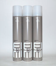 3x 500ml Wella Professionals Finish   EIMI Dynamic Fix   45 Sekunden Styler