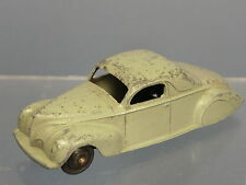 VINTAGE DINKY TOYS  MODEL No.39c LINCOLN ZEPHYR COUPE