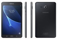 "Samsung Galaxy Tab A T285 7"" Tablet WiFi+4G Voice Calling Black 2016 Model New"