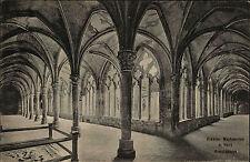 Kloster Walkenried am Harz Ansichtskarte ~ 1910 Partie im Kloster Kreuzgänge