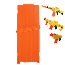 Bullet Cartridge Holder Clip Hold Foam Nerf Dart N-Strike Gun 22cm*7.8cm*2.6cm H
