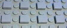Lego Fliese - Kachel 1x1 new Grau 8 Stück                                  (601)