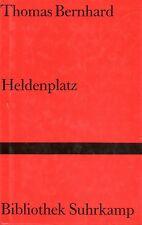 LIKE NEW Heldenplatz by Thomas Berhard FREE AUS POST! Hardback 1988