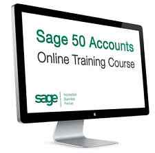 Sage 50 Accounts Professional Online Course (V22)
