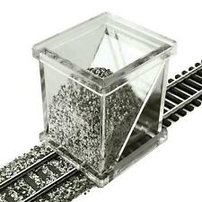 BALLAST SPREADER to suit H0 / 00 Scale Train track clear plastic PROSES BS-HO 39