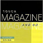 Magazine-Touch and Go CD NEW