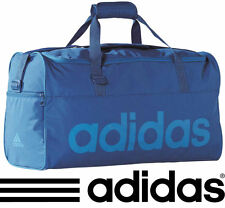 New adidas Linear Performance Medium Team Holdall Duffel Sports travel bag