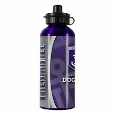 AFL Freo Fremantle Dockers Aluminium Sports Gym Drink Bottle CLEARANCE