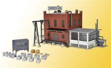 Kibri 39813 H0 Fabrik mit Anbau Bausatz *Neu*