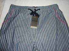 BNWT Duchamp Cotton Blue Striped Loungepant/ Pyjama. Size XL. Gift Idea!