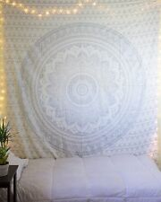 Indian Ombre Mandala Tapestry Hippie Queen Wall Hanging Bedspread Blanket Throw2