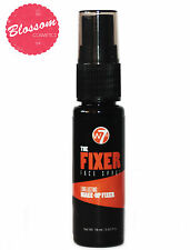 W7 THE FIXER FACE SPRAY Long Lasting Makeup Setting Fixing Spray 18ml FREE P&P