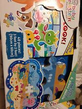 Baby Einstein 1st Look&Find Book & Giant Puzzle. Freepost