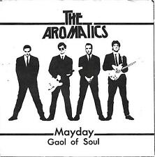 """THE AROMATICS Mayday / Gaol Of Soul 7"""" Nachtigall Records X/88 30579 (GER 1989"""