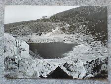 1 alte AK Riesengebirge Karkonosze Maly Staw Schlesien gelaufen 17.06.1970