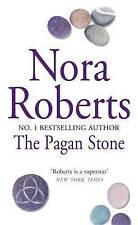 The Pagan Stone by Nora Roberts. One of a Trilogy.