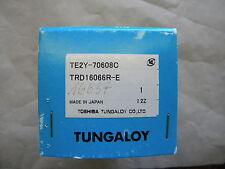 Messerkopf von Tungaloy, Typ TRD 16066R-E, 66,0 mm