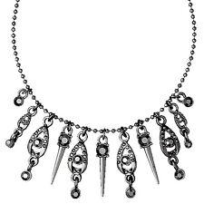 Pilgrim  Halskette ANNA, Hämatite plattiert 171342011