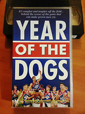 FOOTSCRAY - YEAR OF THE DOGS 1996 - VHS